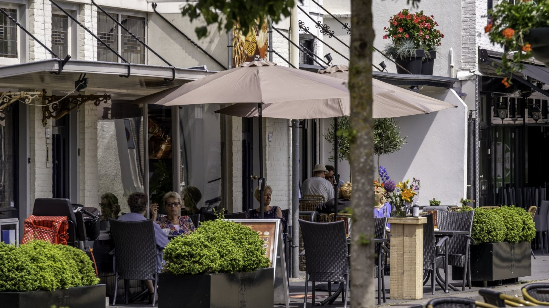 Restaurants in Vught